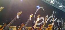 Godin Guitars @ Winter NAMM 2012