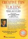 Creative Tips for Teaching